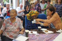 Fotos STICHJI Herdenking 126 jaar Javaanse immigratie, Woonzorgcentrum Nieuw Beekvliet 9-8-2016