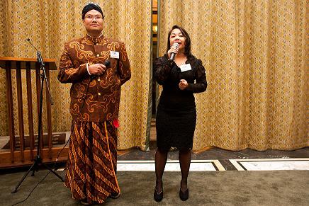 Nieuwjaarsreceptie Forumgroep Javanen in Diaspora